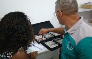 Lafepe atende demandas do programa olhar Paulista em Novembro 2016
